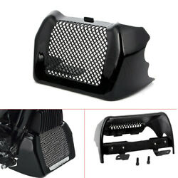 Black Oil Cooler Cover Motorcycle For Harley Touring Road Glide Special FLTRXS $51.98