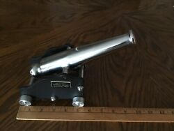 Cannon Smith Brothers Black Powder Steel Barrel Toy