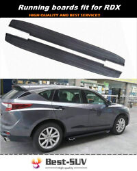Fit For Honda Acura Rdx 2019 2020 2021 Side Step Pedal Running Board Nerf Bar