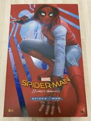 Rare Item Hot Toys Spiderman Homemade Suit Opening