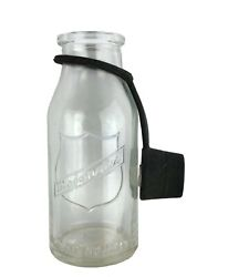 Mojonnier Chicago Dairy Testing Bottle With Attached Rubber Stopper Patent 57479