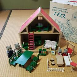 Sylvanian Families Calico Critters First House Set Vintage Rare Collection 25
