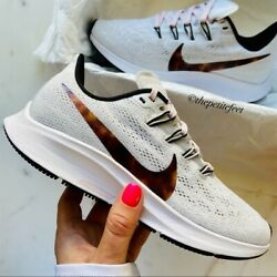 Nike Air Zoom Pegasus 36 Grey/shell Tortoise/ Rose Womenand039s Running Casual Shoes