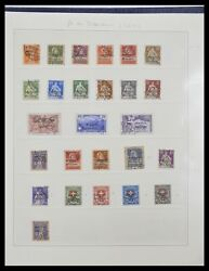 Lot 33137 Stamp Collection Switzerland Service 1922-2008.