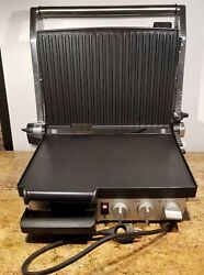 Breville Open Bbq Grill - Contact Grill - Sandwich Press