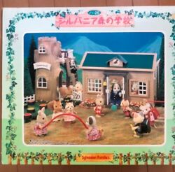 Sylvanian Families Calico Critters Forest School Vintage Rare Collection 52