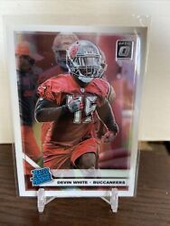 2019 Panini Donruss Optic - 🏈 - Devin White Rc Rated Rookie 192 Tb Buccaneers