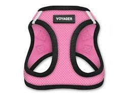 Best Pet Supplies Voyager Step-in Air Dog Harness - All Weather Mesh Step In Ve