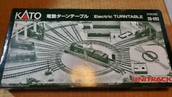 New Kato N Scale 20-283 Unitrack Electric Turntable F/s From Japan
