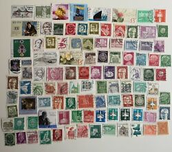 4000 Different Germany Stamps Collection - All Periods, Areas And States