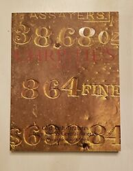 Christies Gold Rush Treasure Coins Ss Central America Auction Catalog 12/2000