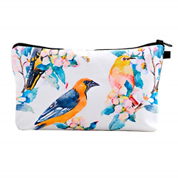 Cosmetic Bags for Women Functional Makeup Bags Small Makeup Pouch Travel Bags $7.00