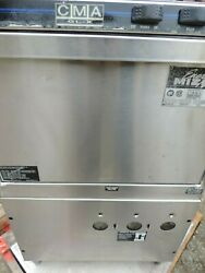 Commercial Dishwasher Cma Low Temp.
