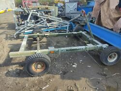 40lpm Hydraulic Power Pack Unit 18hp Briggs And Stratton Chainsaw Drill