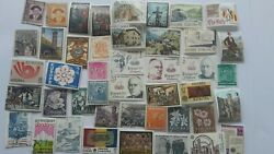 200 Different Andorra - Spanish Stamp Collection