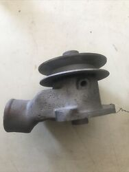 1932-1936 Ford Flathead V8 Water Pump And Pulley 68-8506