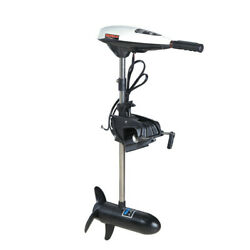 12v 65lbs Electric Trolling Motor Engine Outboard Motor Fishing Boat Engine 660w