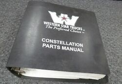 1996-1997 Western Star 3842 3864 3842s 3864s 3864s-n Truck Parts Catalog Manual