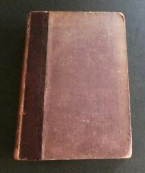 1845 Charles Darwin Journal Of Researches Voyage Of The H.m.s. Beagle Rare 2nd
