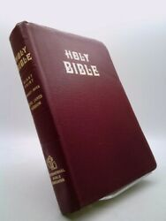 Holy Bible Giant Print / King James Version By Unknown