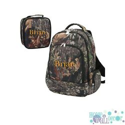 Personalized Backpack Boys Backpack Embroidered Kids Backpack $34.95
