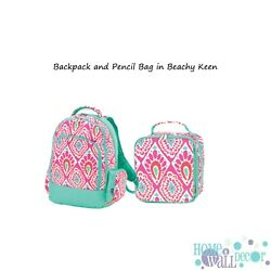 Personalized Backpack Boys Backpack Embroidered Kids Backpack $19.95