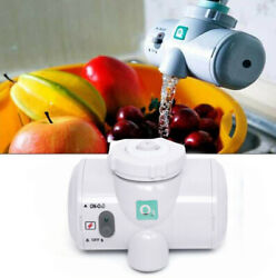 Self-powered Ozone Generator Water Tap O3 Water Purifier Sterilizer Faucet Us