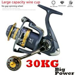 Spinning Fishing Reels 1000-7000 Smooth Light Weight Ultra Smooth Powerful Reel