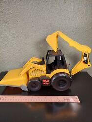 Toy State Industrial Cat Caterpillar Tractor Loader Rare Sounds