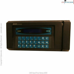 Cmi Savetime Series 2000 Time And Attendance Terminal Save