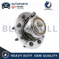 For Dodge Ram 2500 3500 W/abs 2wd Rwd 8-lug 1pc Front Wheel Bearing Hub Assembly