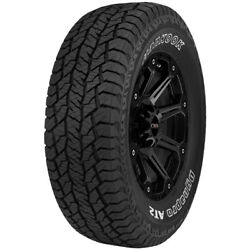 4-lt285/70r17 Hankook Dynapro At2 Rf11 121/118s E/10 Ply Owl Tires
