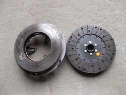 Farmall M Ih Tractor Original Clutch And Pressure Plate Assembly