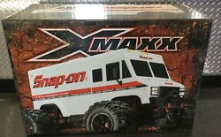 Traxxas Xmaxx Ssx18p105ko Snap On Tool Truck New In The Original Box Limited Ed