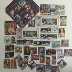 100 Different Cook Islands Stamp Collection