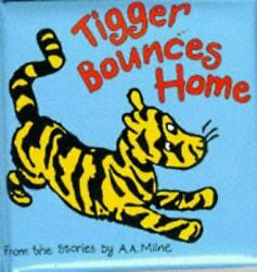 Tigger Bounces Home Hunnypot Library Winnie-the-pooh Padded Board Books