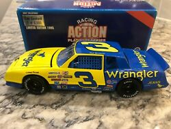 Action 1985 Dale Earnhardt 3 Wrangler Chevy Monte Carlo 1/24 1 Of 6000