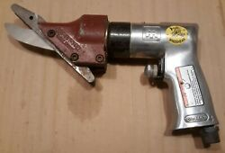 Pneumatic Pac Tool Ss402 Fiber Cement Siding Shear, With Ingersoll Rand Motor.