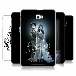 Official Corpse Bride Key Art Hard Back Case For Samsung Tablets 1