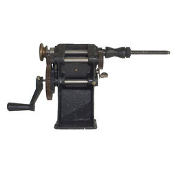 Nz-1 Manual Hand Coil Winding Machine Dual Purpose Electric Coil Counting Winder