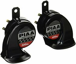 Piaa Horn Sports Horn 400 Hz / 500 Hz Black 2 Pieces Ho-2 F/s W/tracking Japan