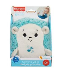 Fisher-price Calming Vibes Hedgehog Soother Unopened