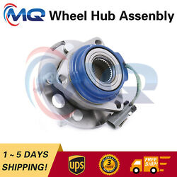 For Buick Chevy Oldsmobile Pontiac 1new Front Wheel Hub Bearing Assembly 513087