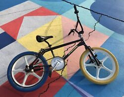 Sterling Freestyle Bike Bmx 1980andrsquos Recently Tuned Up At Yesteryear Ds80608921
