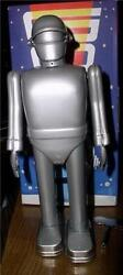 Gort Galactic Policeman The Day The Earth Stood Still Tin Wind Up Robot