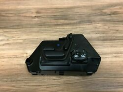 Mercedes Benz Oem W220 S430 S500 S55 S600 Rear Right Side Seat Switch Ac Heated