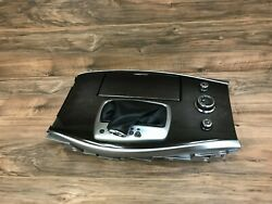 Infiniti Jx35 Qx60 Oem Front Center Console Cup Holder Shifter Panel 2013-2017
