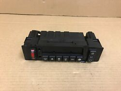 Mercedes Benz Oem W201 190e 190d Front Ac Climate Control Heater Switch 84-89 3