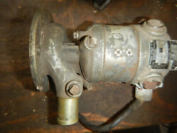Thompson Products Fuel Booster Pump Tfd8200 Aircraft Airplane Part
