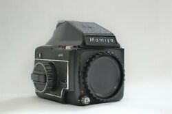 Mamiya M645 Body Only, Good Condition, Untested, Sold As Is